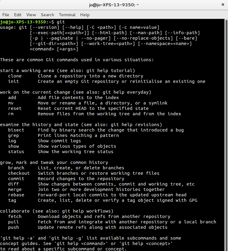 Command Line Git | Don't be afraid to commit